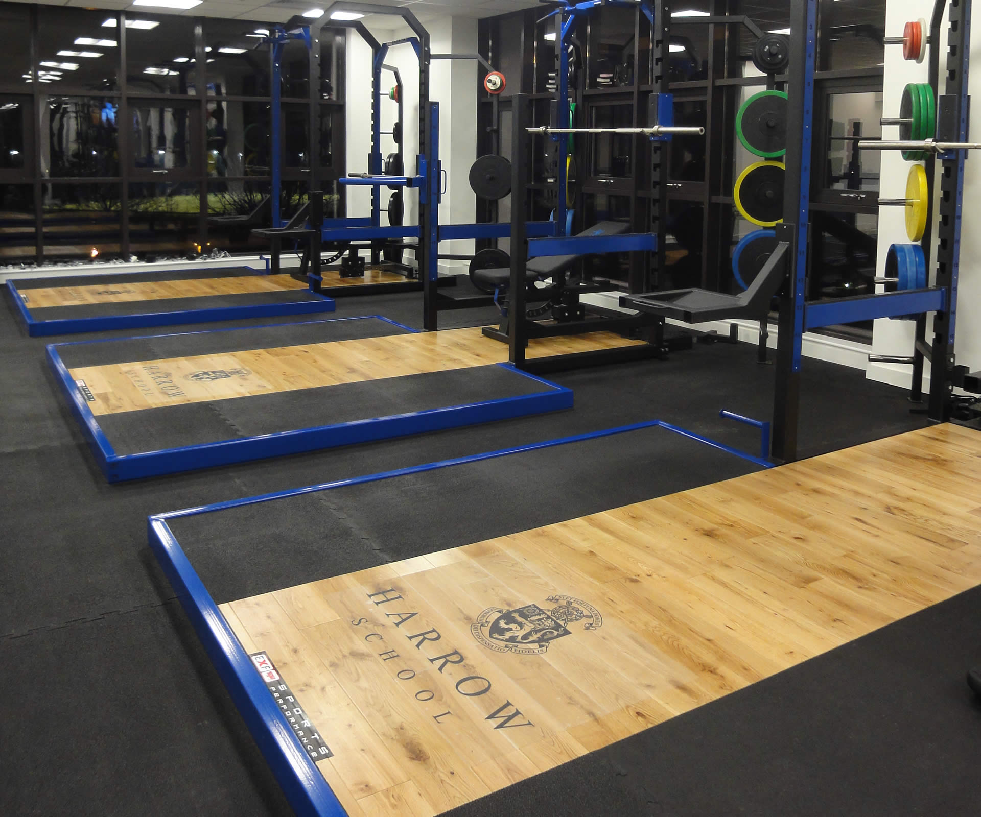 Exf Bespoke Functional Equipment Amp Flooring Solutions