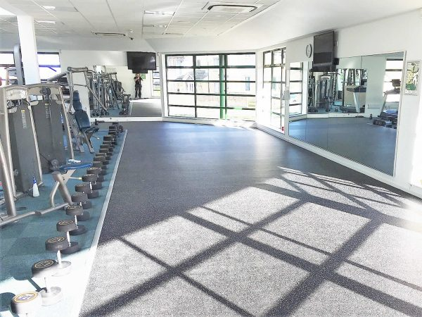 Ecore Everlast Fitness Flooring Functional Area