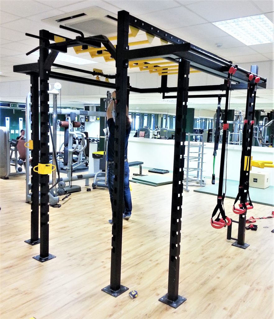 Functional Training: The Perfect & Adaptable Functional Training Rig