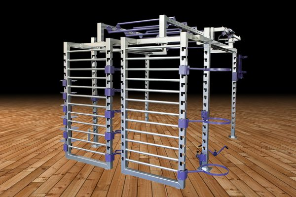 XCUBE APEX Functional Training Rig with Double Ladder System