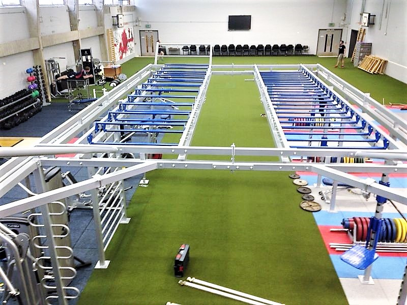 Exf Agility Performance Artificial Turf For Speed