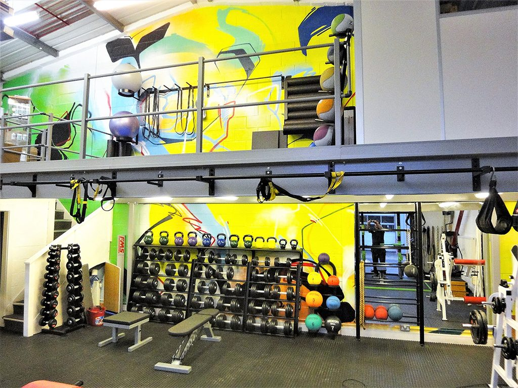 Fitness equipment storage solutions the best