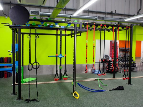 XCUBE Onyx Functional Training Rig2 (lrg)