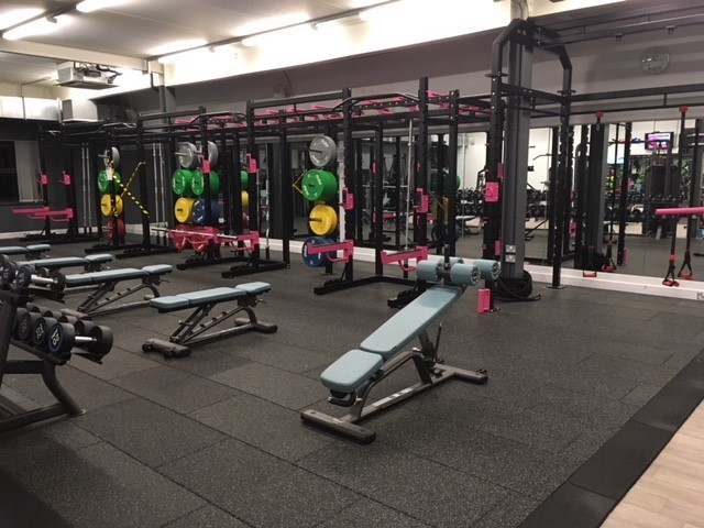 EXF creates functional training rig for Nottingham Trent University